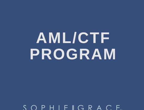 AML/CTF Program