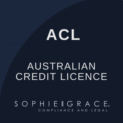 Australian Credit Licence (ACL) Templates