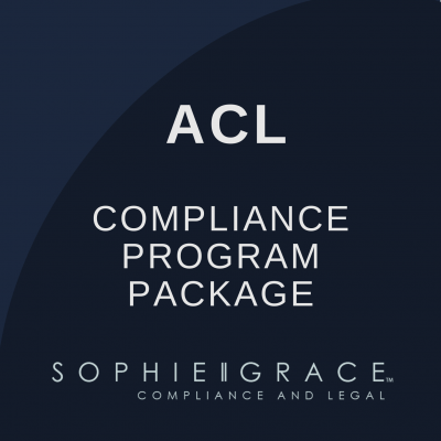 ACL Compliance Program Package