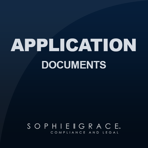 NZ Crowd Funding Licence Application Documents
