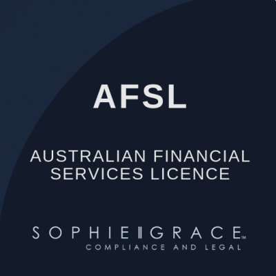 Australian Financial Services Licence (AFSL) Templates