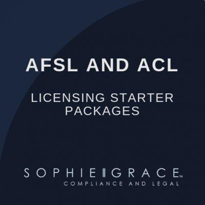 Licensing Starter Packages
