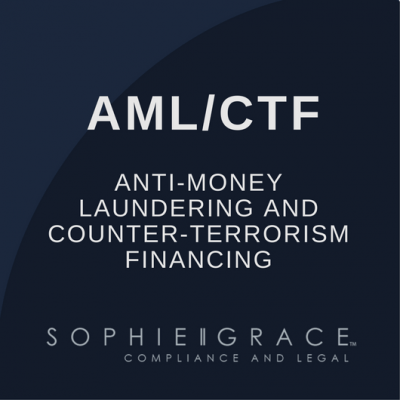 Anti-Money Laundering and Counter-Terrorism Financing (AML/CTF) Templates