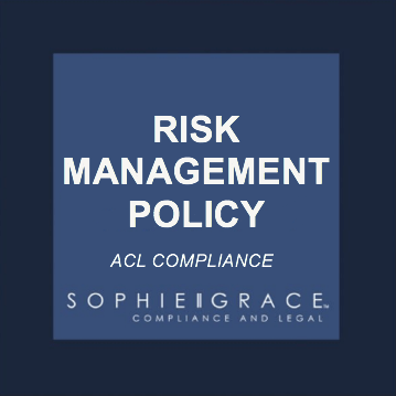 acl risk management policy template
