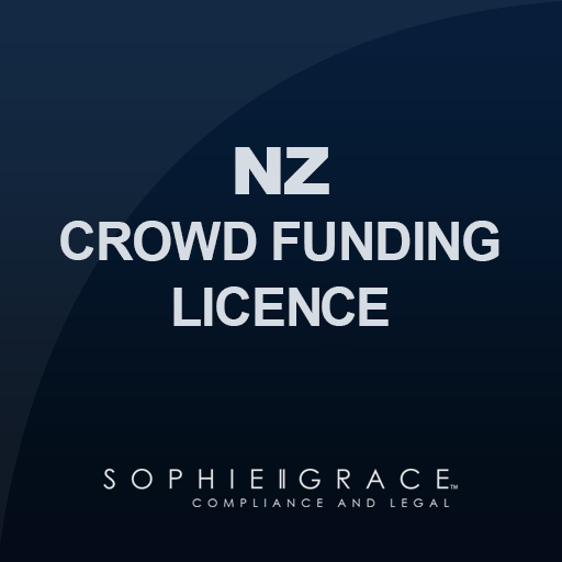 New Zealand Crowd Funding Licence