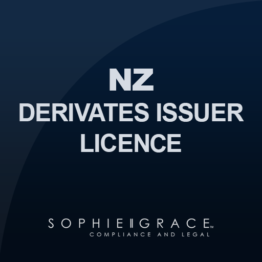 New Zealand Derivatives Issuer Licence